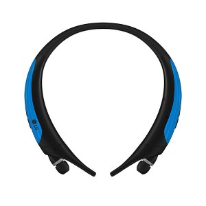 LG HBS-850 Tone Active Bluetooth Stereo Headset - Blue